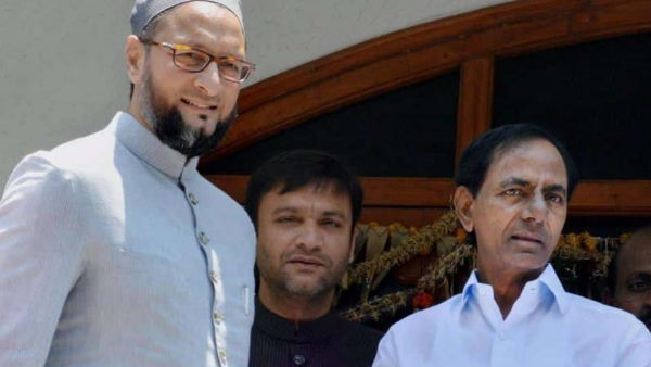 BJP performance in GHMC Election results makes KCR dependent on Owaisi aimim in Hyderabad