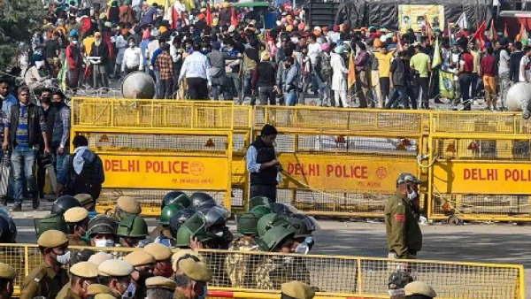 ये भी पढ़ें: Farmers Protest: जानिए, किसान आंदोलन के चलते दिल्ली के कौन से बॉर्डर हैं बंद