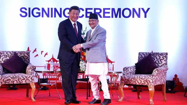 nepal political crisis China to Send CPC Leader to Kathmandu to Prevent Split in Nepal Communist Party