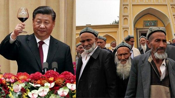 उइगर मुस्लिमों पर जुल्म की इंतहां: कई देशों ने चीनी सामानों का किया बहिष्कार: नर्क बना शिनजियांग