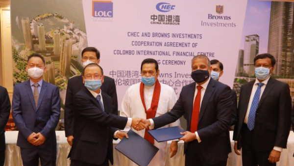 Sri Lanka: हंबनटोटा प्रोजेक्ट में चीन पड़ा भारी, चीनी फर्म को मिला पहला कॉन्ट्रैक्ट