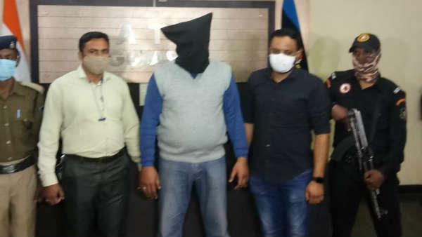24 साल से फरार चल रहा दाऊद का करीबी अब्दुल माजिद को एटीएस ने झारखंड से किया गिरफ्तार