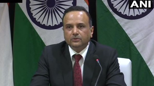 India condemned the missile attack targeting a facility of Aramco oil company in Saudi Arabia