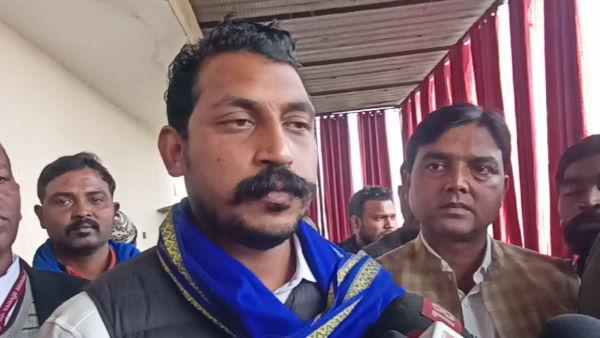 यूपी के पंचायत चुनाव में उतरेगी भीम आर्मी, चीफ चंद्रशेखर ने आजमगढ़ में योगी सरकार पर बोला हमला