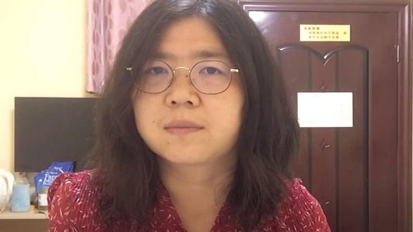 दुनिया के सामने चीन फिर बेनकाब, कोरोना पर लाइव रिपोर्टिंग करने वाली पत्रकार को मिली 4 साल जेल