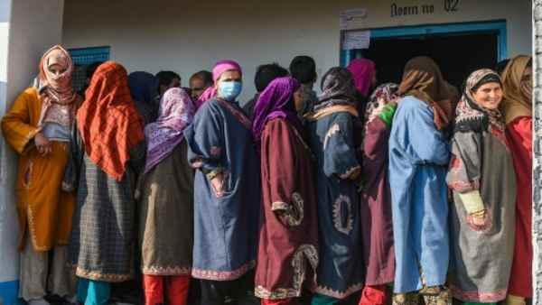 इसे भी पढ़ें- J&K DDC Elections Results:कश्मीर घाटी में BJP नहीं भी जीतती तो ऐसे करती सदस्यों का जुगाड़