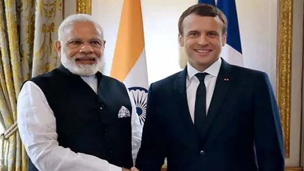 फ्रांस ने भारत के लिए खोला दिल, 8 ऑक्सीजन जेनरेटर और 50 हजार मरीजों के लिए भेजेगा ऑक्सीजन