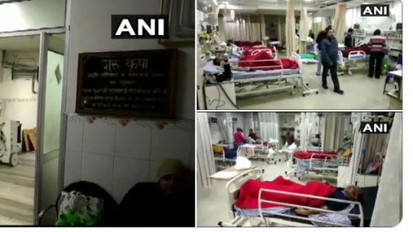 ये भी पढ़ें:- Prayagraj: IFFCO प्लांट में अमोनिया गैस लीक, 2 अफसरों की मौत, कई कर्मचारियों की हालत गंभीर