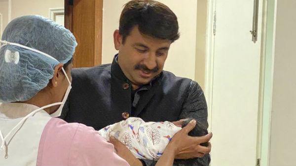दूसरी बार पिता बने BJP सांसद मनोज तिवारी, Twitter पर शेयर की Little Princess की तस्वीर