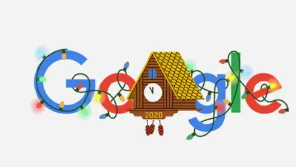 यह पढ़ें:Google Doodle on New Year's Eve 2020 : साल 2020 के आखिरी दिन 'गूगल' ने बनाया खूबसूरत 'डूडल'
