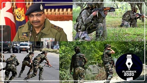 Flashback 2020: इस साल जम्मू-कश्मीर में मारे गए 46 कमांडर सहित 225 आतंकी