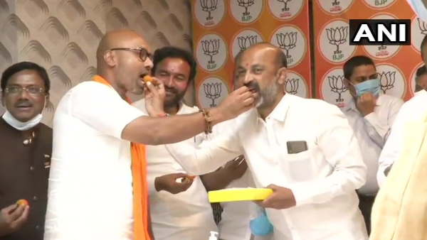 ghmc election results 2020 bjp surprised emerged second largest party