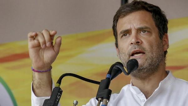 ये भी पढ़ें- 'कांग्रेस स्थापना दिवस' पर राहुल गांधी ने शेयर किया वीडियो, ट्वीट में लिखी खास बात