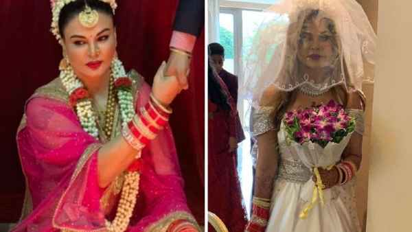 <strong>राखी सावंत के पति रितेश ने खोला रहस्यमय शादी का राज, बताई अब तक सामने न आने की मजबूरी</strong>