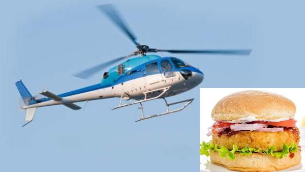 शौक बड़ी चीज है! शख्स ने बर्गर खाने के लिए तय की 725km की दूरी, 2 लाख रुपए में बुक किया चॉपर