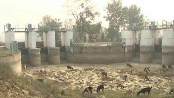 Saryu canal project of UP not completed even after forty two years