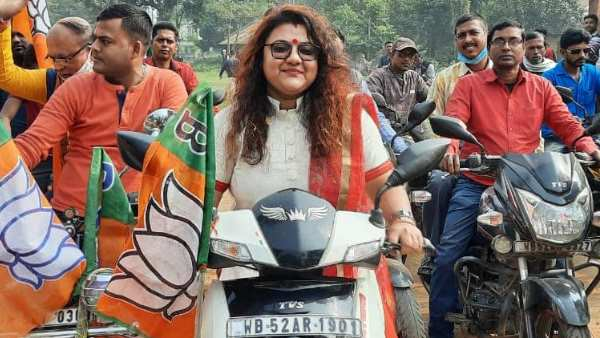ये भी पढ़ें- कौन हैं सुजाता खान, क्या है उनके BJP छोड़कर TMC में जाने की वजह?