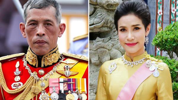 थाईलैंड के राजा ने अर्द्धनग्न कर पत्नी को कुत्ते के कटोरे में खिलाया था खाना, औरतें हैं उसकी कमजोरी