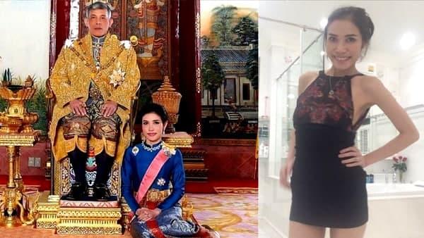 किंग ऑफ थाईलैंड की GF ने खुद खींची थी अपनी न्यूड तस्वीरें, हरम में होती हैं 20 लड़कियां, ऐसे करता है डील