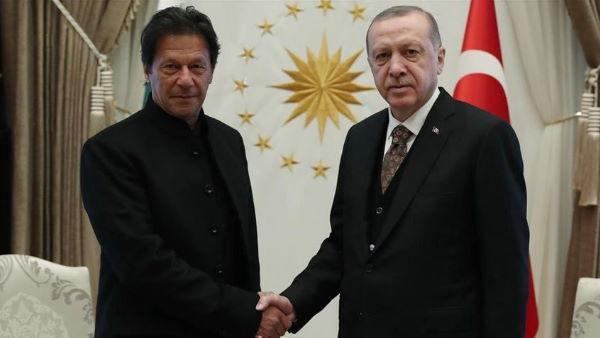 इमरान खान के इस्लामी ब्रदरहुड को बड़ा झटका, पाकिस्तान छोड़ अमेरिका के ग्रुप में तुर्की शामिल
