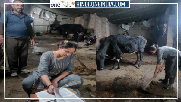 सोनल शर्मा : गायों के तबेले में गोबर उठाने वाली बनी जज, खाली पीपों को टेबल बनाकर करती थी पढ़ाई