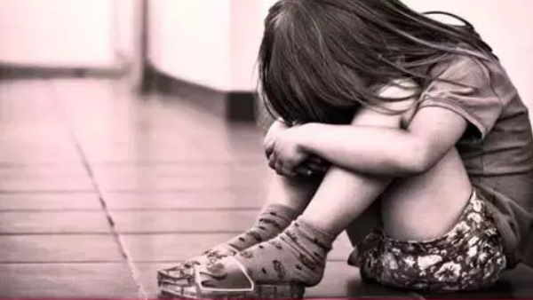 patna 45 years old man did misdeed with four years old girl