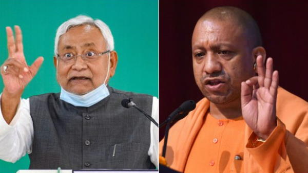 bjp mla said nitish kumar should adopt cm yogi model for criminal