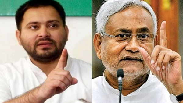 RJD tejashwi yadav statement on busget session day