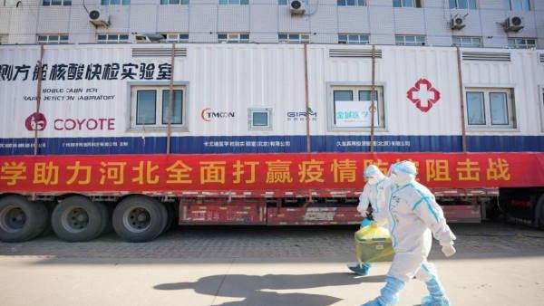 Covid-19: चीन में फिर फैल रहा वायरस, तीन बड़े शहरों को किया गया सील, 2 करोड़ लोग बंद