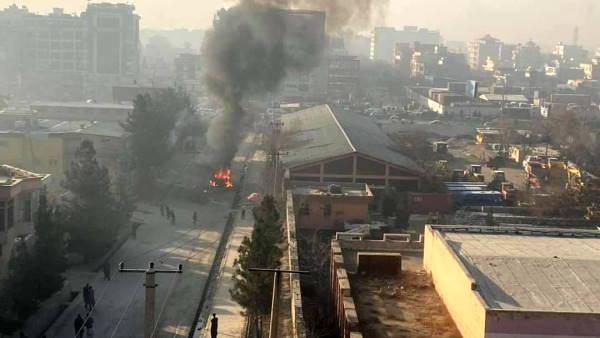 अफगानिस्तान की राजधानी काबुल में IED ब्लास्ट, एक अधिकारी समेत 3 की मौत