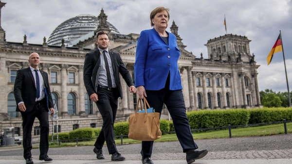 Germany: एंजेला मर्केल की जगह कौन लेगा ? गद्दी के लिए 5 दावेदारों में कड़ा मुकाबला