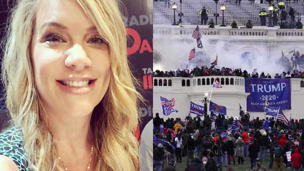 US Capitol Siege: हिंसा में शामिल होने प्राइवेट जेट से पहुंची थी महिला, अब कानूनी लड़ाई के मांग रही फंड