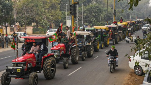 Delhi Police says Protesting farmers have not given us anything in writing regarding the route
