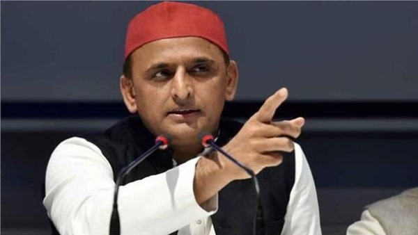 akhilesh yadav targets bjp government on uttar pradesh foundation day