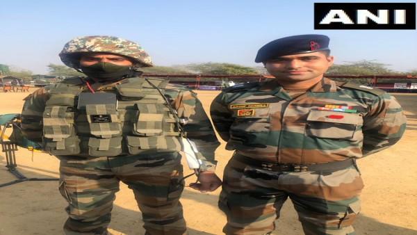 भारतीय सेना के मेजर ने विकसित की स्वदेशी तकनीक से लैस दुनिया की पहली यूनिवर्सल बुलेटप्रूफ जैकेट