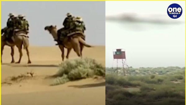 राजस्थान बॉर्डर पर BSF का ऑपरेशन 'सर्द हवा', पाक को कोहरे की आड़ में भी नहीं करने देंगे नापाक हरकतें