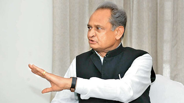 Congress fight will continue till new agriculture laws are withdrawn by the Center- CM Ashok Gehlot