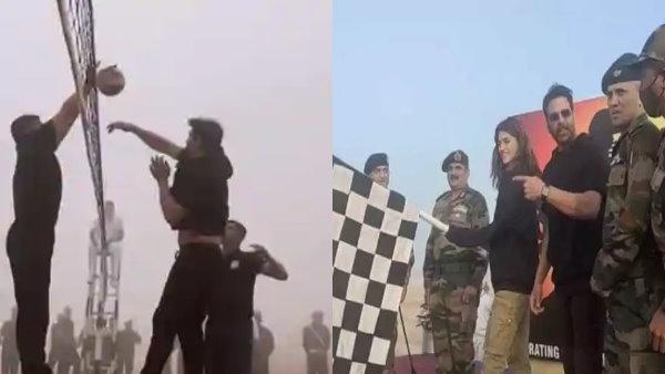 ये भी पढ़ें-अक्षय कुमार ने जवानों के साथ वॉलीबॉल खेल सेलीब्रेट किया सेना दिवस, वीडियो