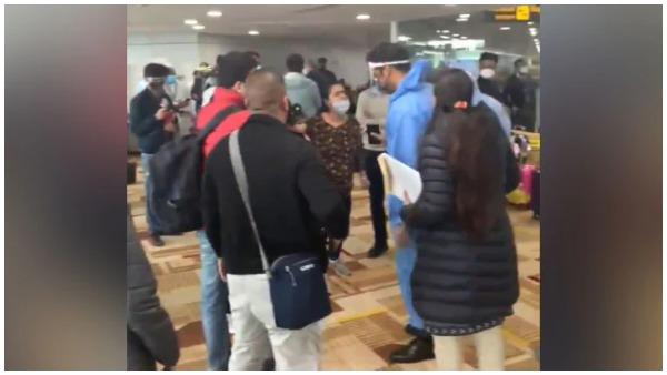 'हम ये सब और बर्दाश्त नहीं कर सकते', ब्रिटेन से आए यात्रियों ने दिल्ली एयरपोर्ट पर क्यों किया हंगामा