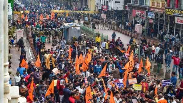 इसे भी पढ़ें- दिल्ली:चांदनी चौक में प्राचीन हनुमान मंदिर टूटने पर BJP-AAP में तकरार, जानिए क्या है मामला
