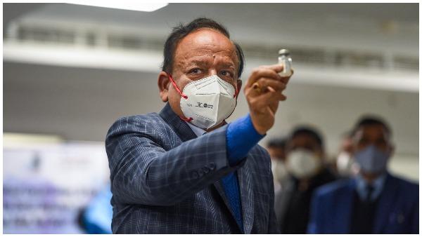 स्वास्थ्य मंत्री डॉक्टर हर्षवर्धन का बयान, 76 देशों को 6 करोड़ से ज्यादा वैक्सीन की डोज भेज चुका है भारत
