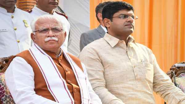 Farmers protest:CM Khattar and Dushyant Chautala to meet Amit Shah today, JJP summons all MLAs to Delhi