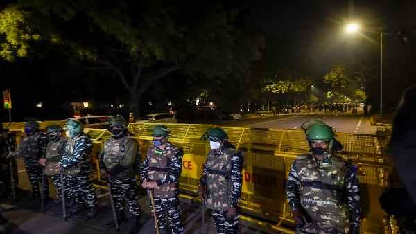 Israel embassy:दिल्ली में दूतावास के बाहर हुए धमाके को आतंकी वारदात मान रहा है इजराइल