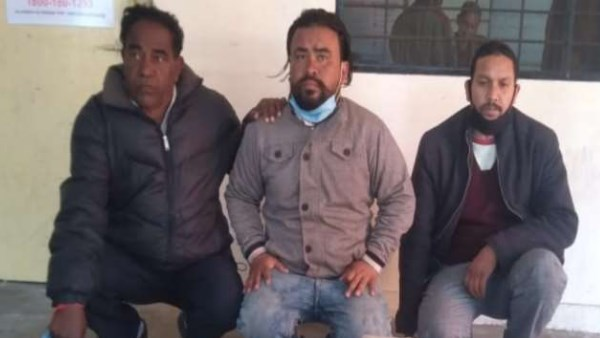 meerut army intelligence arrested five people from dehradun