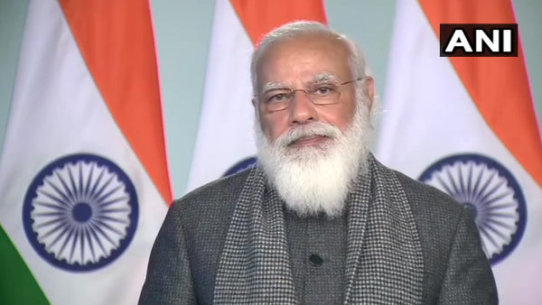 PM Narendra Modi addresses World Economic Forums Davos Agenda