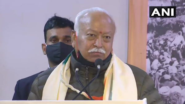 RSS chief Mohan Bhagwat says Mahatma Gandhi was 'greatest Hindu patriot of our times