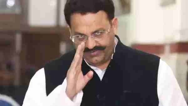 Police team left for Punjab to bring Mukhtar Ansari to UP