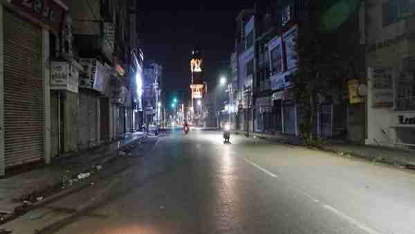 Night Curfew imposed in 13 districts of Rajasthan from 8 am to 6 am