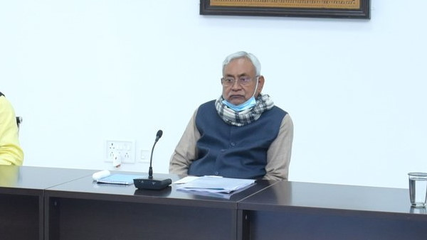 cm nitish kumar give order to work fast on irrigation scheme