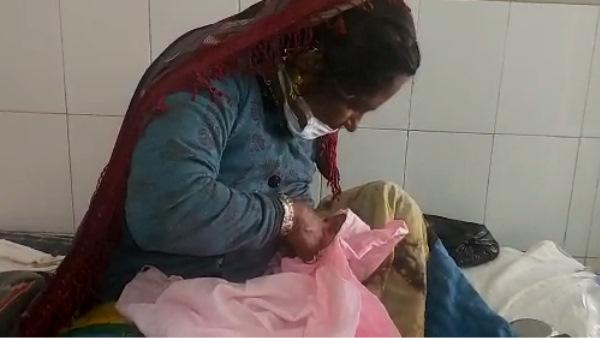 पाकिस्तानी महिला ने हिंदुस्तान में बच्चे को जन्म दिया, नाम रखा-गंगा सिंह, लोगों ने मामा-मौसी बनकर दिए उपहार